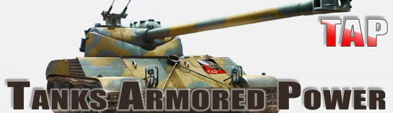 Tanks Armored Power  (  TAP )